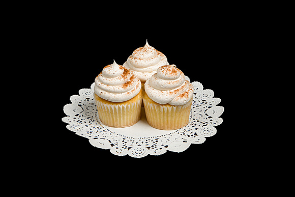1st Day Of Christmas Egg Nog Cupcakes Recipes — Dishmaps