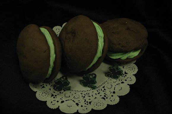 Mint Chocolate Gob