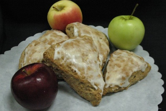 Apple Cinnamon Scone