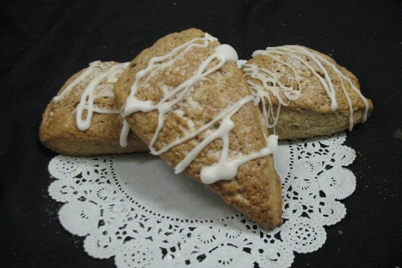 Snickerdoodle Scone