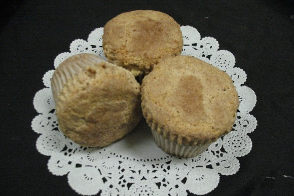 Snickerdoodle Muffin