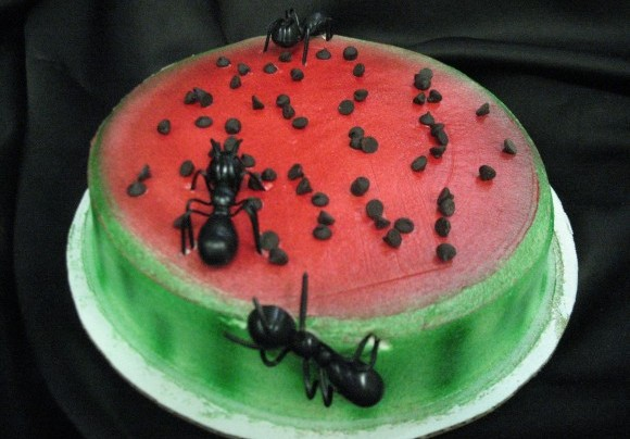 Watermelon Cake 1