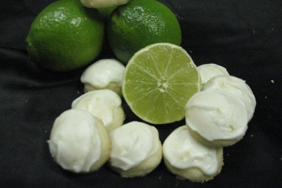 Key Lime Meltaways