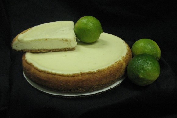 Key Lime Cheesecake 1