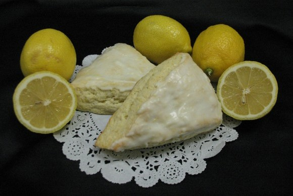 Lemon Scone