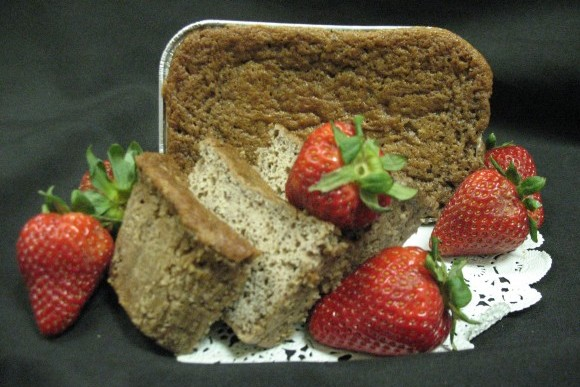 Strawberry Quick Bread