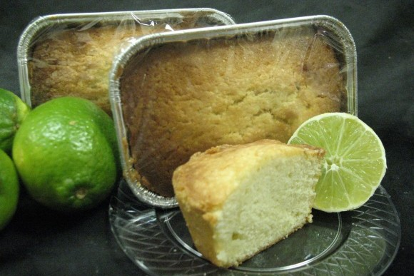 Key Lime Pound Cake 1