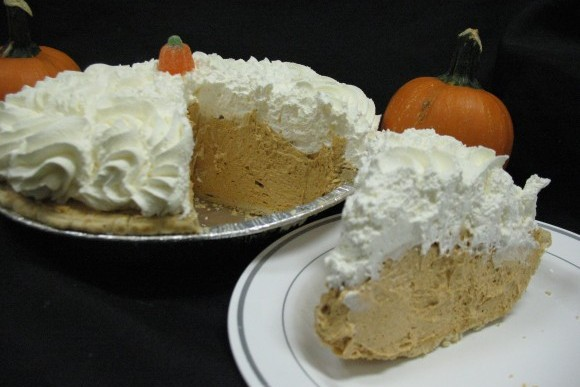 Pumpkin Cream Pie 1