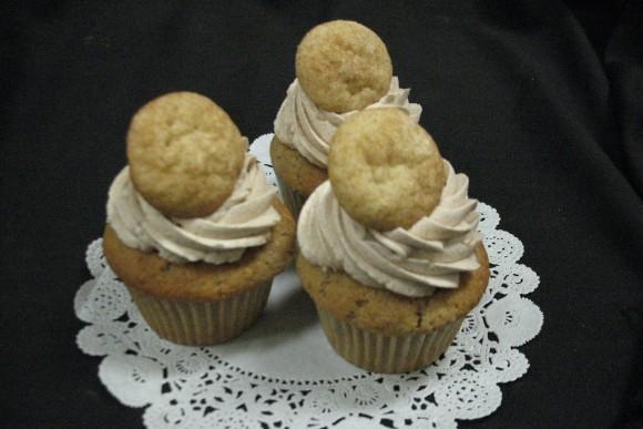 Gourmet Snickerdoodle Cupcake