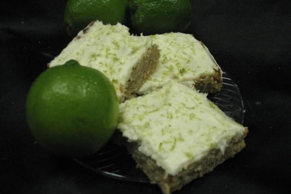 Key Lime Brownie