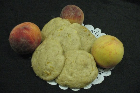 Peach Drop Cookies 1
