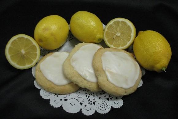 Lemon Drop Cookie 1