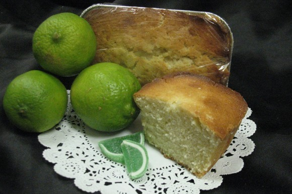Key Lime Quick Bread 1