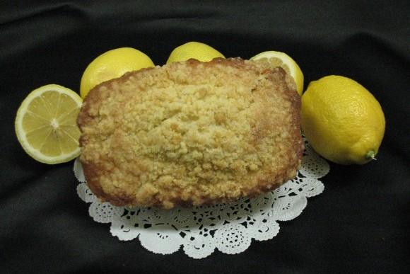 Lemon Quick Bread 1
