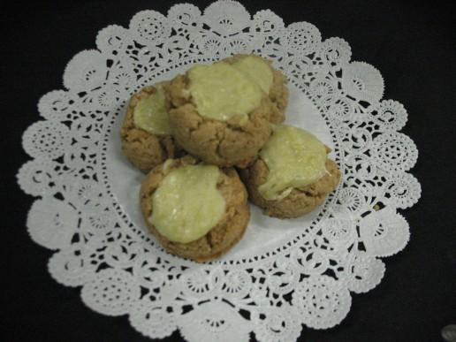 Lemon Cheesecake Thumbprints