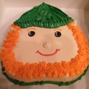 Leprechaun Cake 2