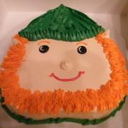 Leprechaun Cake 3