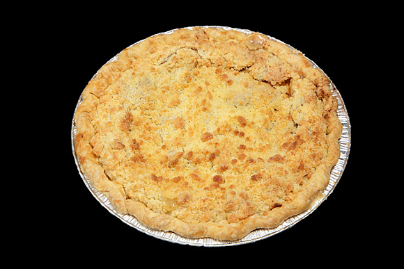 Apple Crumb Pie 1