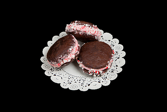 Chocolate Peppermint Gob