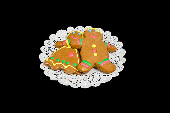 Gingerbread Boys and Girls 1