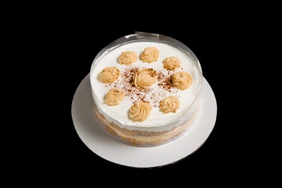 Pumpkin Mousse Torte 1
