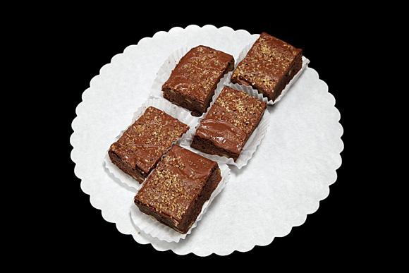 Nut Brownies