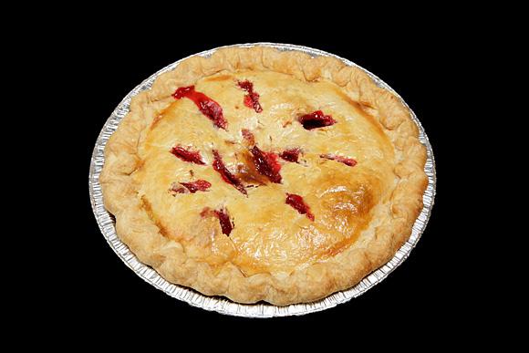 Red Raspberry Pie 1