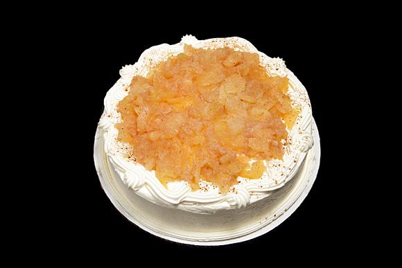 Spiced Apple Torte