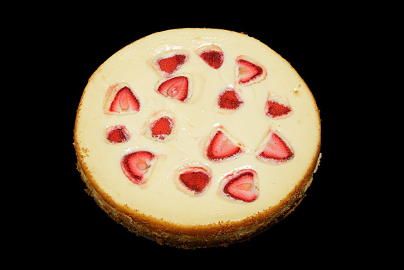 Strawberry Cheesecake 1
