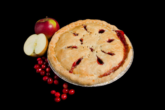 Cran-Apple Pie 1