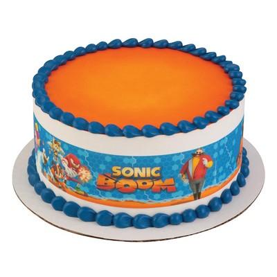 sonic boom sonic powered