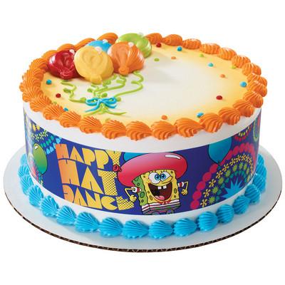 spongebob happy dance