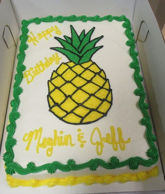Pineapple Cake Grandma S Country Oven Bake Shoppe