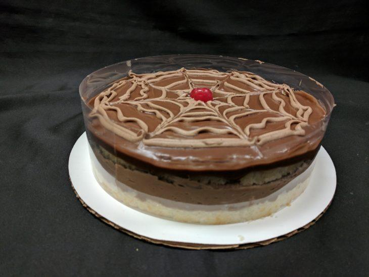 chocolate pittsburgh cream pie
