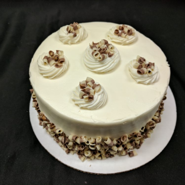 Irish Cream Torte