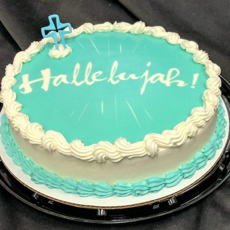hallelujah cake