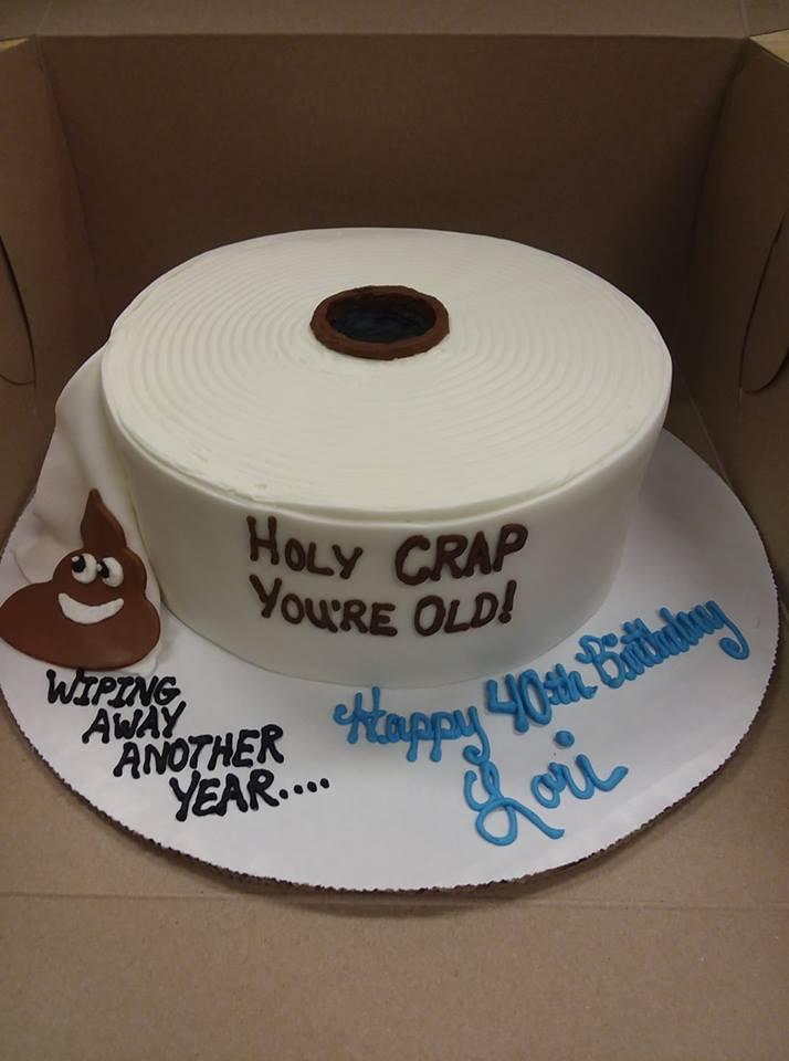 Toilet Paper Roll Cake Grandma S Country Oven Bake Shoppe
