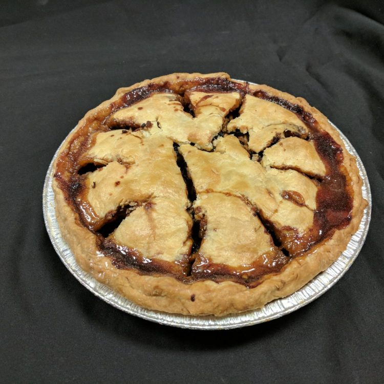 authentic mince meat pie