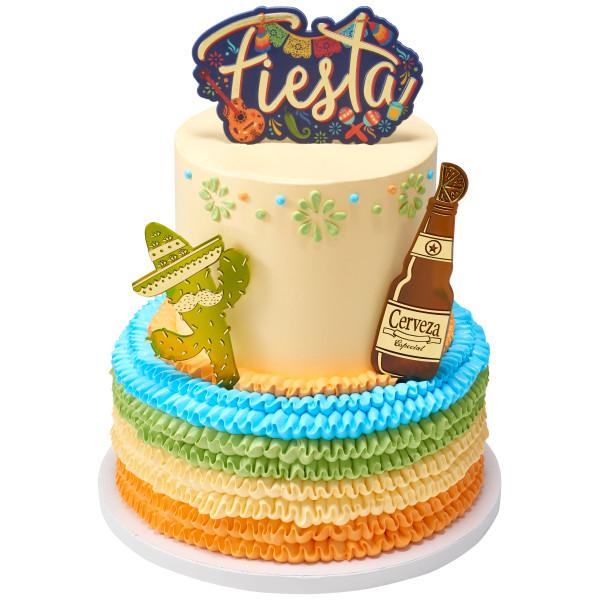 Fiesta Cerveza Tiered Kit