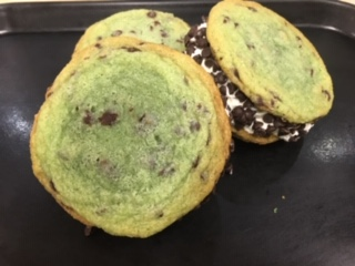 Mint Chocolate Chip Gob