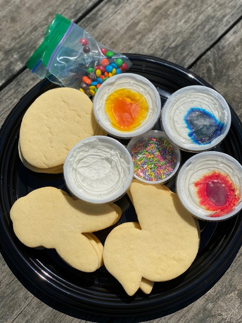 Decorate Your Own Cookie Tray