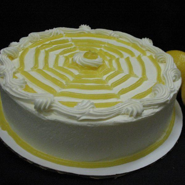 lemon torte